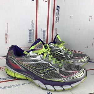 Saucony Womens Ride 7 Power Grid S10241-2 Size 9.5